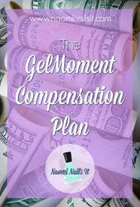 compensatio plan, gelmoment compensation plan, gelmoment