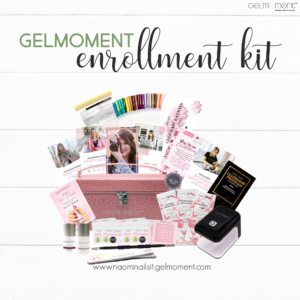 gelmoment, enrollment, gelmoment starter kit, gelmoment sign up, gelmoment kit, naomi nails it, direct sales, gelmoment enrollment, gelmoment kit