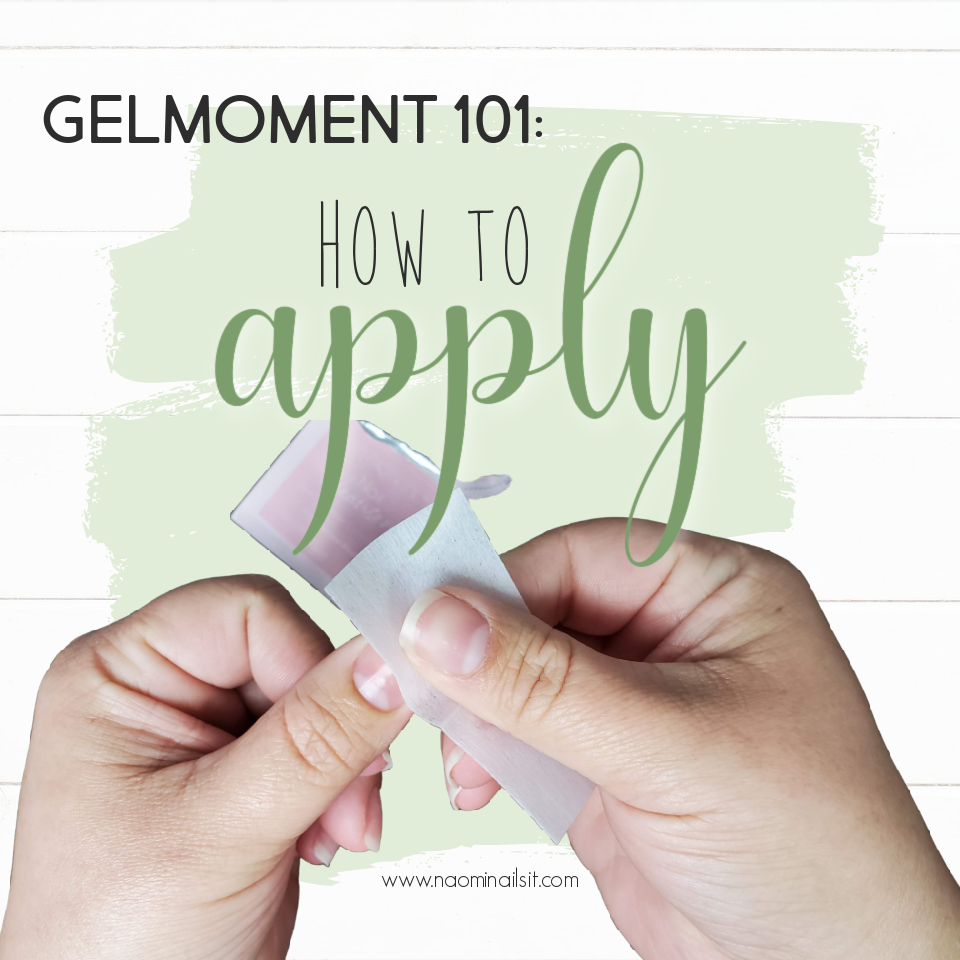 how to apply gelmoment, gelmoment application, gelmoment gel polish, applying gel polish, diy gel polish, gel application