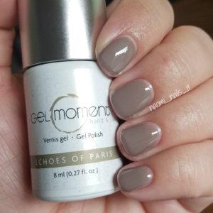 echoes of paris, gelmoment colors, gelmoment gel polish, naomi nails it, manicure, nails, gel polish, nail polish color, fall 2017 nail color